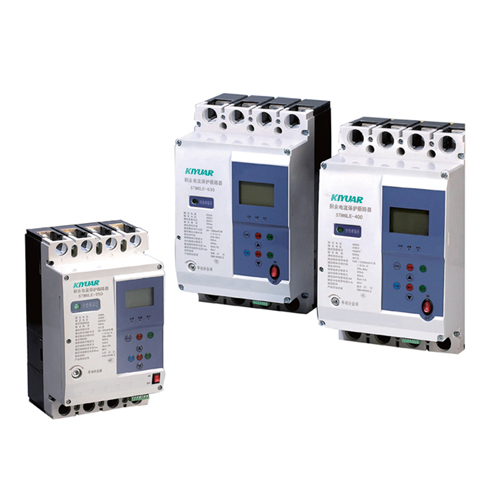 SM6EL intelligent residual current protection circuit breaker